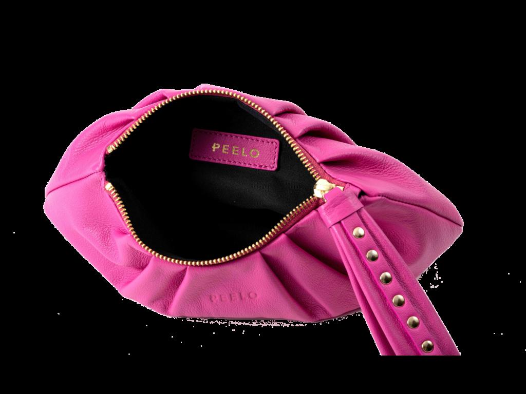 Hot Pink Clutch